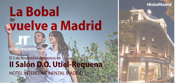 II Salon D.O. Utiel-Requena en Madrid FUENTE: utielrequena.org