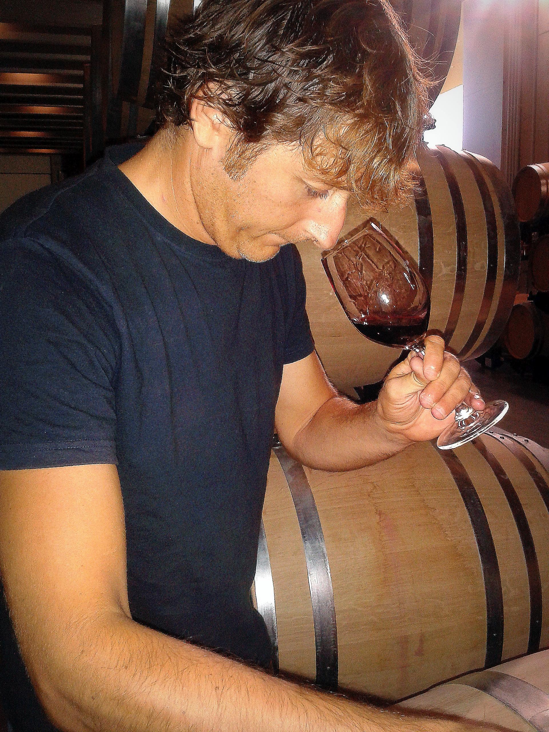 En una cata de vino analizar los aromas es fundamental FUENTE: commons.wikipedia.org