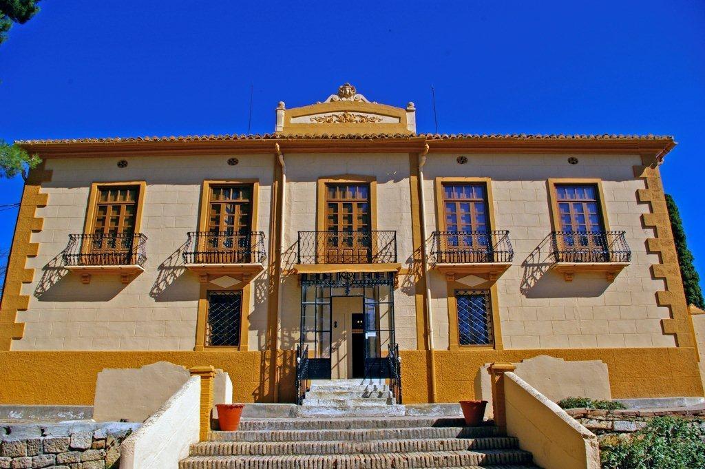 Imagen de la Bodega Vera de Estenas FUENTE: veradeestenas.es