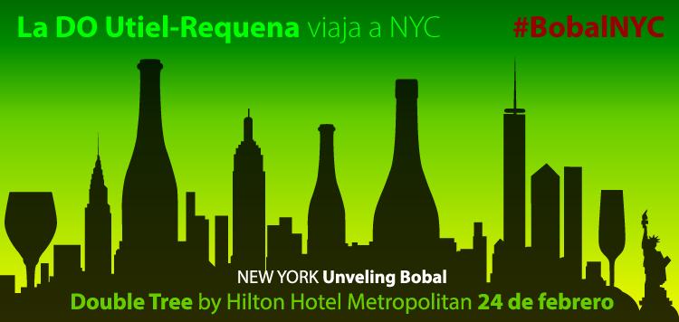 La D.O. Utiel-Requena viajará a Nueva York el próximo 24 de febrero FUENTE: utielrequena.org