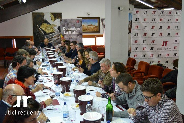 El Consejo Regulador de la DO Utiel-Requena celebró la I Jornada de Enología F UENTE: utielrequena.org