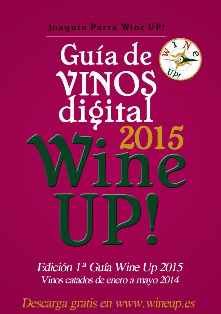 La guía WineUp 2015 ya puede descargarse en Internet FUENTE: wineup.es