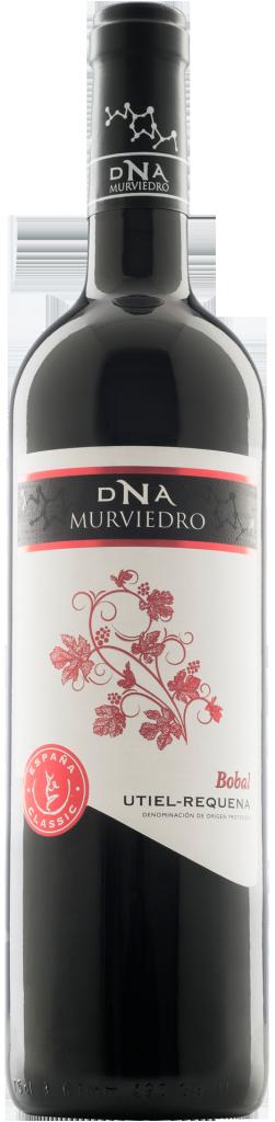 Vino afrutado tinto DNA Murviedro Classic Bobal 2013 FUENTE: murviedro.es