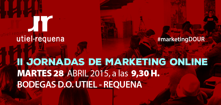 II Jornadas de Marketing Online para bodegas de Utiel-Requena