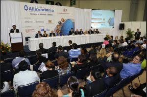 La Feria Alimentaria México es uno de los mayores puntos de encuentro del mercado internacional de alimentos y bebidas FUENTE: alimentaria-mexico.com