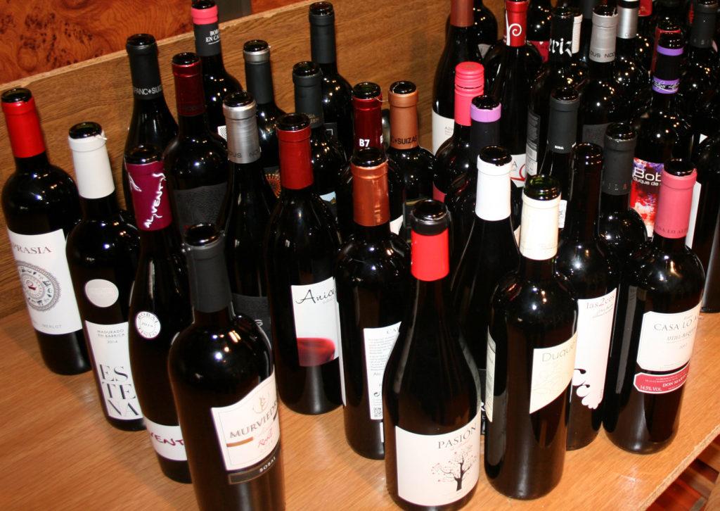 Utiel-Requena produce un 6,2% más de vino embotellado