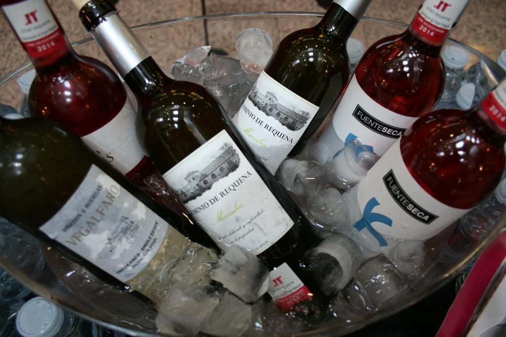 La feria es una oportunidad para degustar vinos de la DO Utiel-Requena FUENTE: utielrequena.org