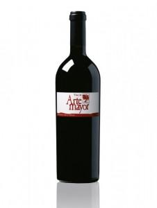 De color rojo picota, el Arte Mayor V de Dominio de la Vega es un vino de gran complejidad aromática FUENTE: dominiodelavega.com