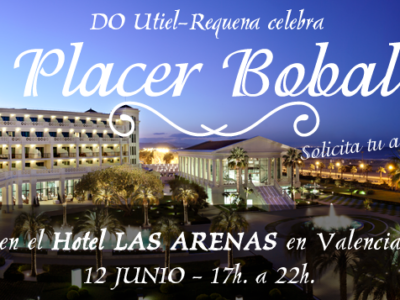 Utiel-Requena celebra Placer Bobal Origen 2015