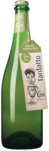 Vino blanco espumoso y artesanal Sandara de Bodegas Cuevas