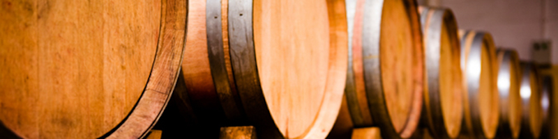Crianza vino en_barrica