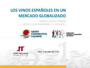 Las XVIII Jornadas Vitivinícolas se centran en el mercado del vino 7