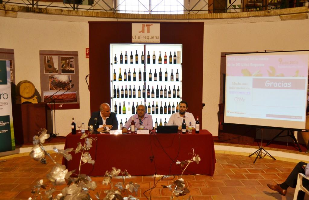 D.O. Utiel Requena y el mercado del vino