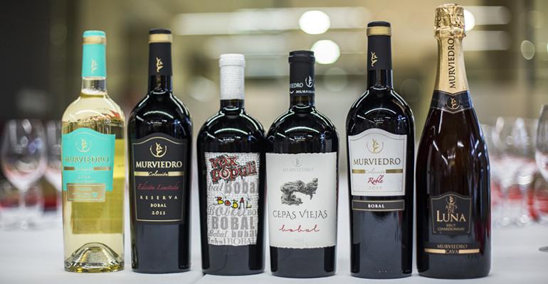 vinos de caldad