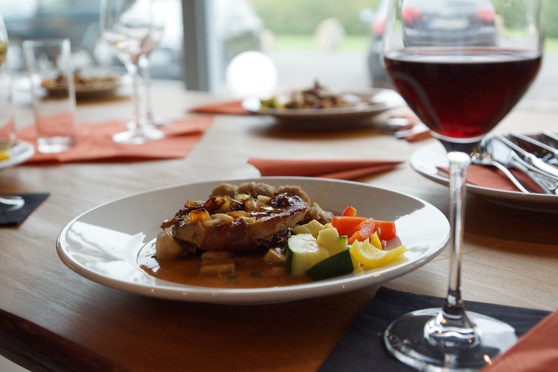 El vino alimento dieta mediteránea