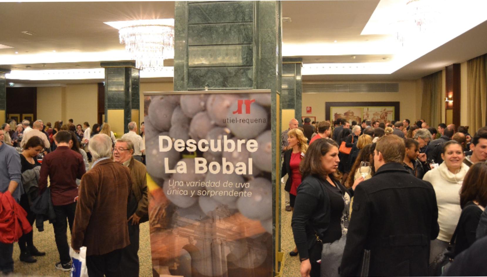 II Salón Bobal en Madrid