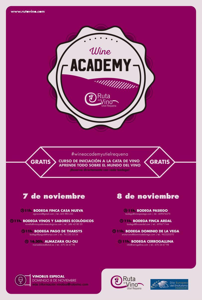 Wine Academy Enoturismo