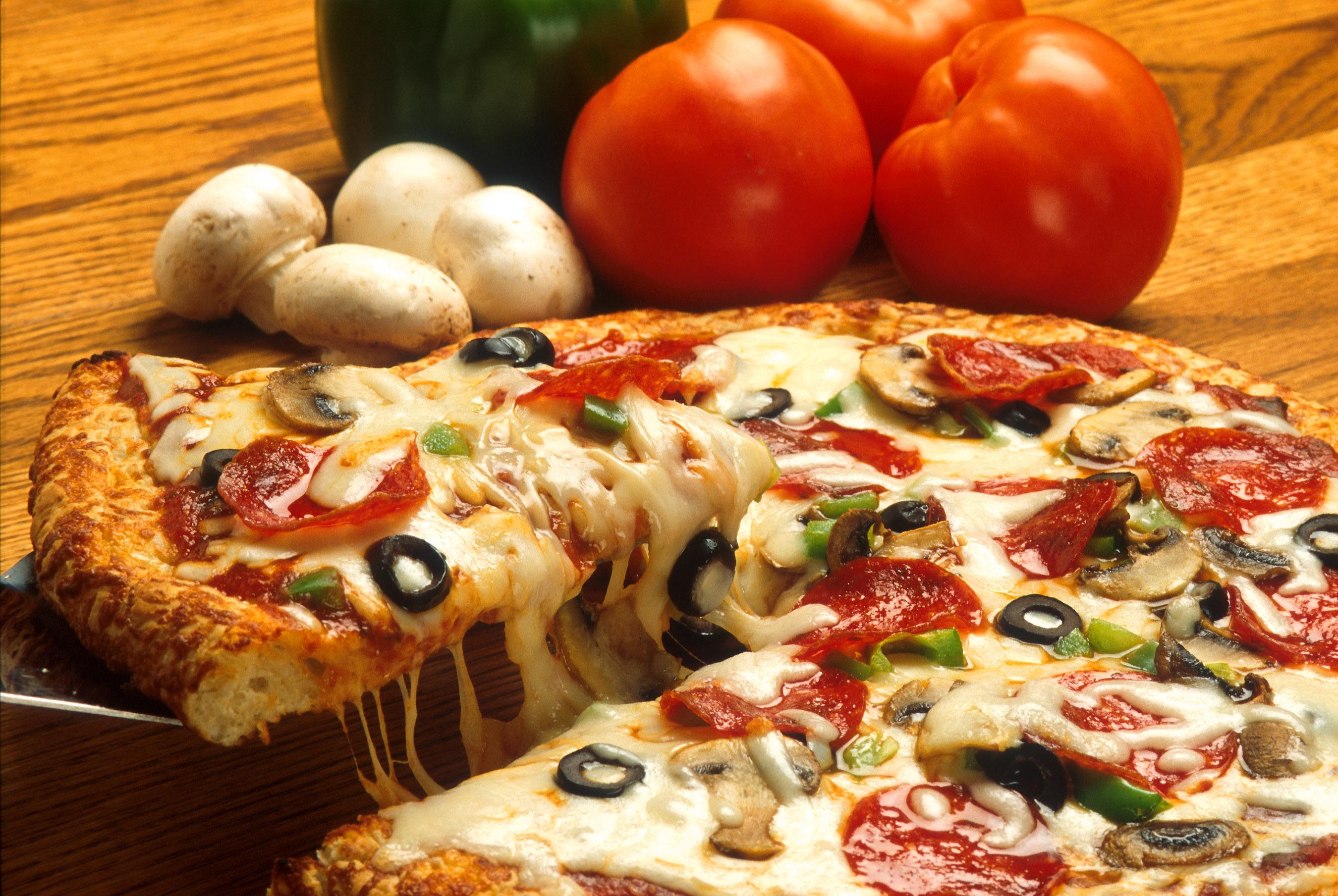 El mejor vino para pizza
