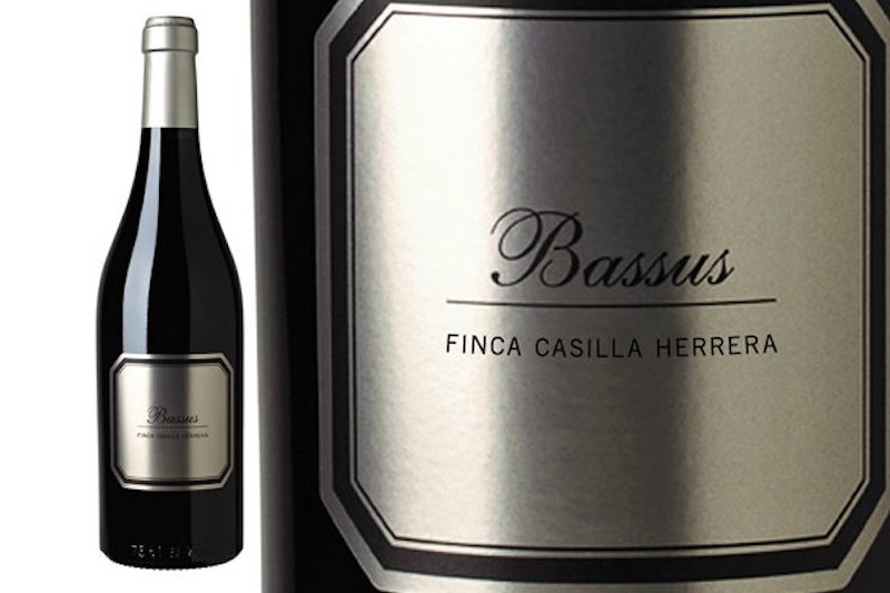 Bassus Finca vinos Casilla Herrera 2012