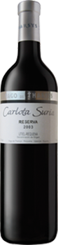 Vino Carlota Suria Reserva