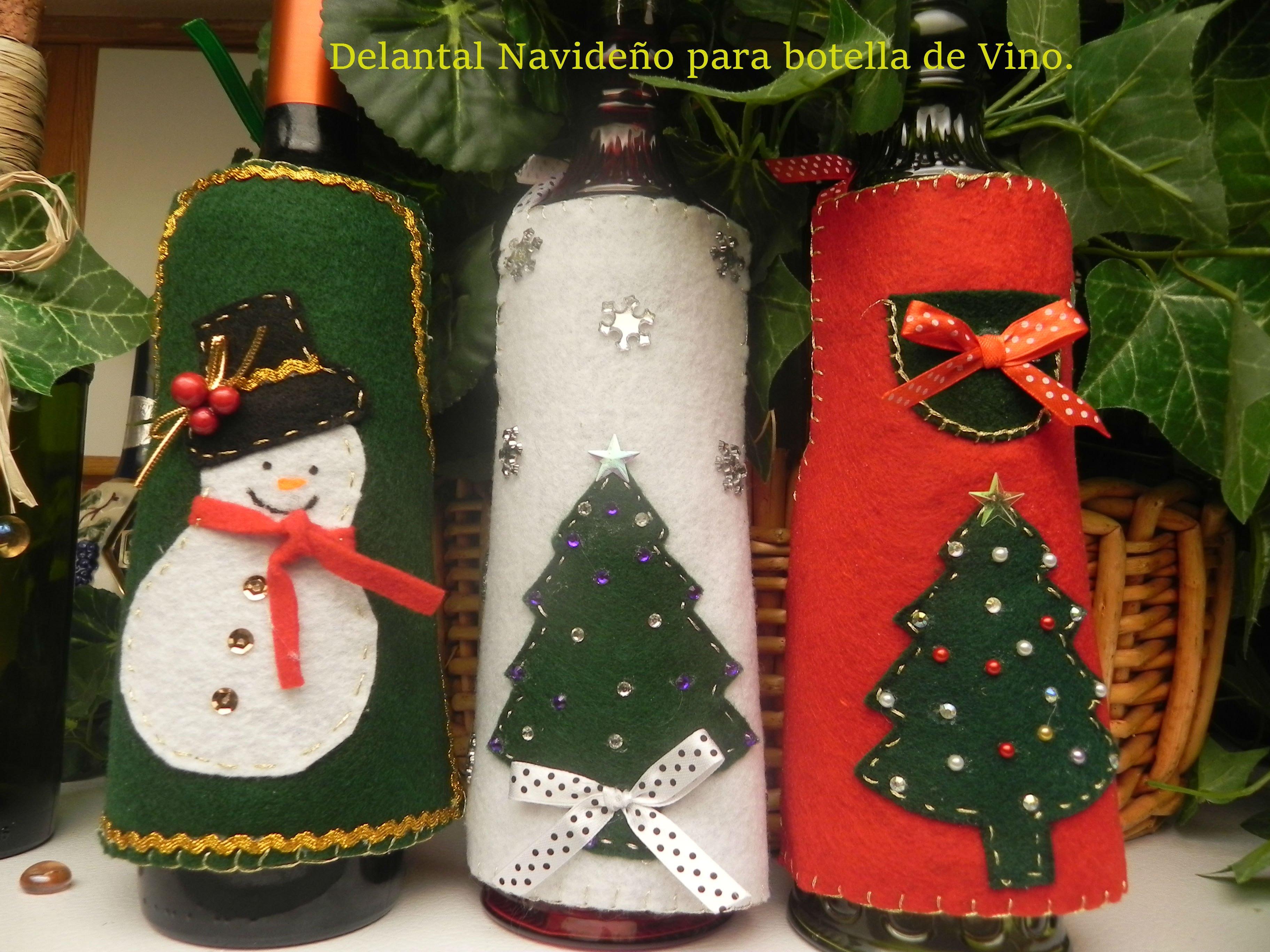 Decoraci n navide a para wine lovers utiel requena for Ornamentacion para navidad