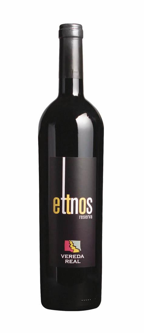Etnos reserva vino tinto