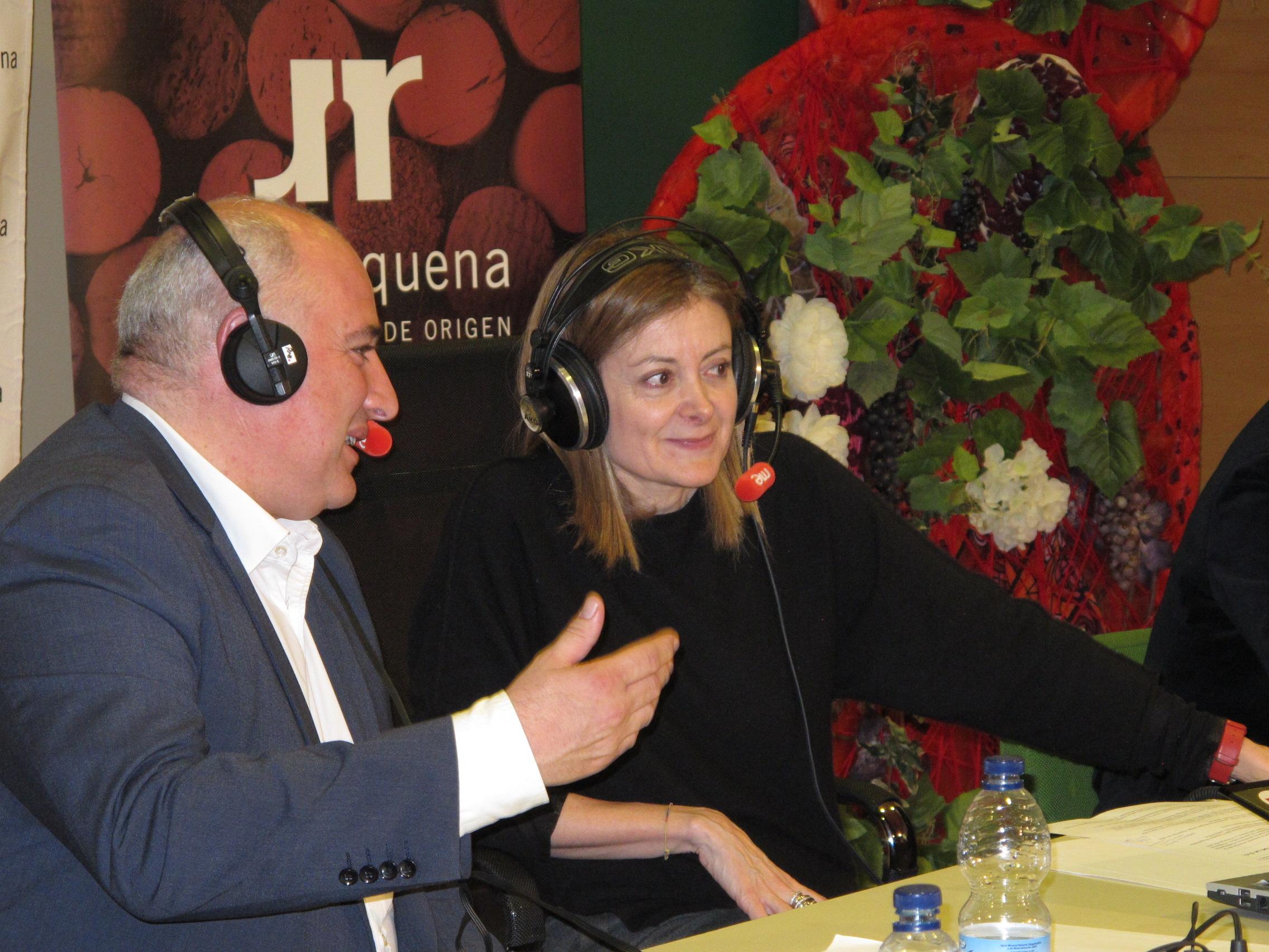 Entrevista Jose Miguel Medina Presidente de la D.O. Utiel Requena