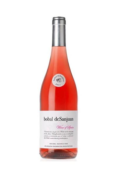 vino Bobal de San Juan Rosado