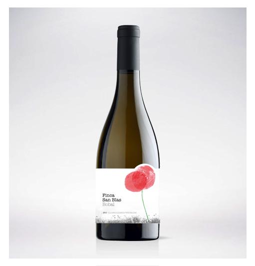 Bobal 2011 de Finca San Blas, un vino con mucha personalidad propia