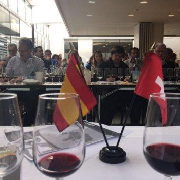 La Bobal de Utiel-Requena en el XVII Día del Vino Español en Suiza