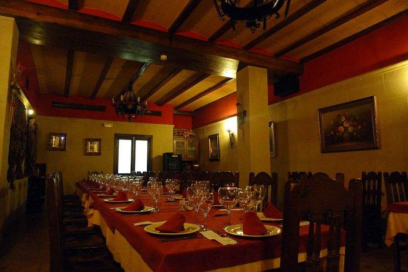 Restaurante Hotel La Villa Requena