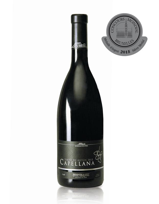 Descubre Capellana tinto de Autor, un vino armónico y complejo