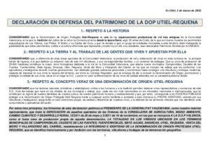 thumbnail of MANIFIESTO EN DEFENSA DE LA  DOP UTIEL-REQUENA copia