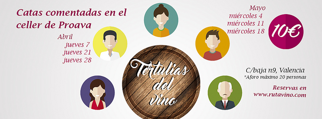 Tertulias vino