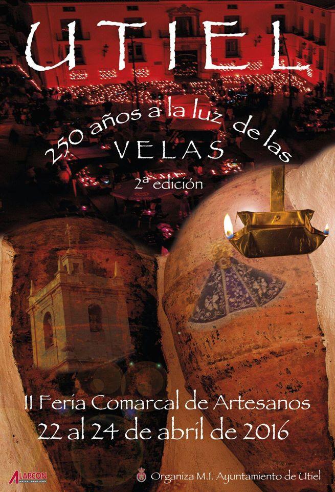 2° Edición Utiel 250 años a la luz de las velas