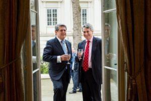 DO Utiel-Requena en la Embajada de España en Londres (21/04/2016)