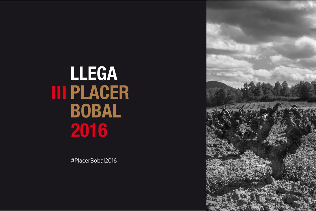Suscríbete al evento PLACER BOBAL 2016