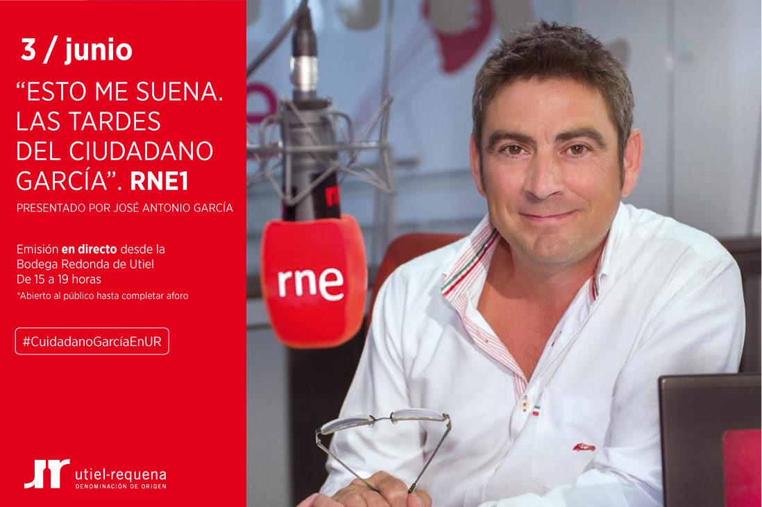 Ciudadano García en Utiel Requena