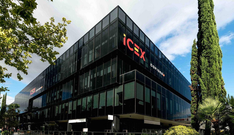 Edificio Icex