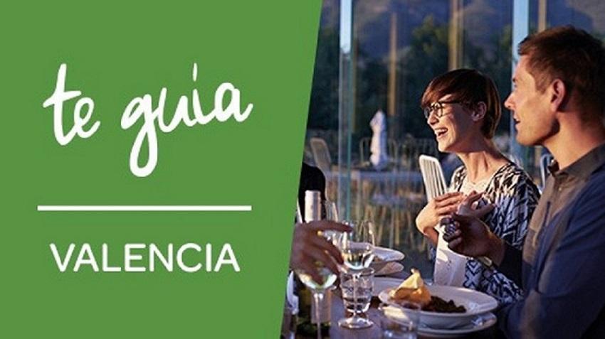 Evento gastronómico Te Guía Valencia