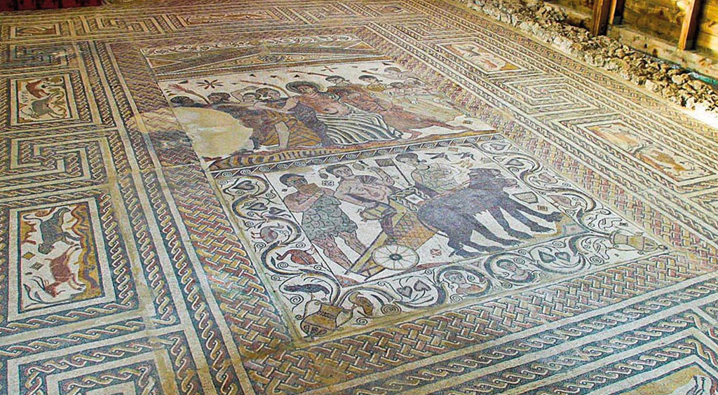 Mosaico Ribera del Duero