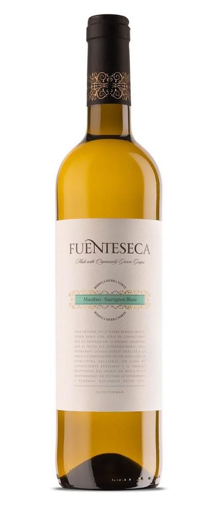 Fuenteseca Blanco, un delicioso vino ecológico