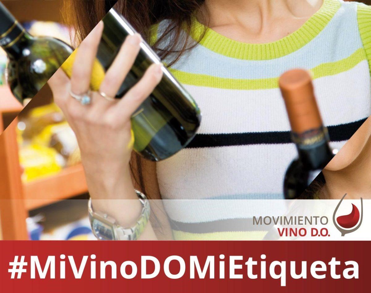 ¡Súmate a la iniciativa #MiVinoDOMiEtiqueta!