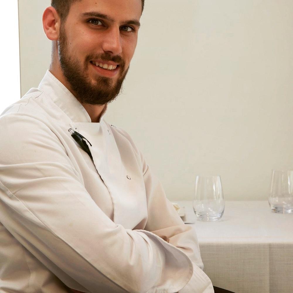 Sergi Peris, el chef de moda en Valencia