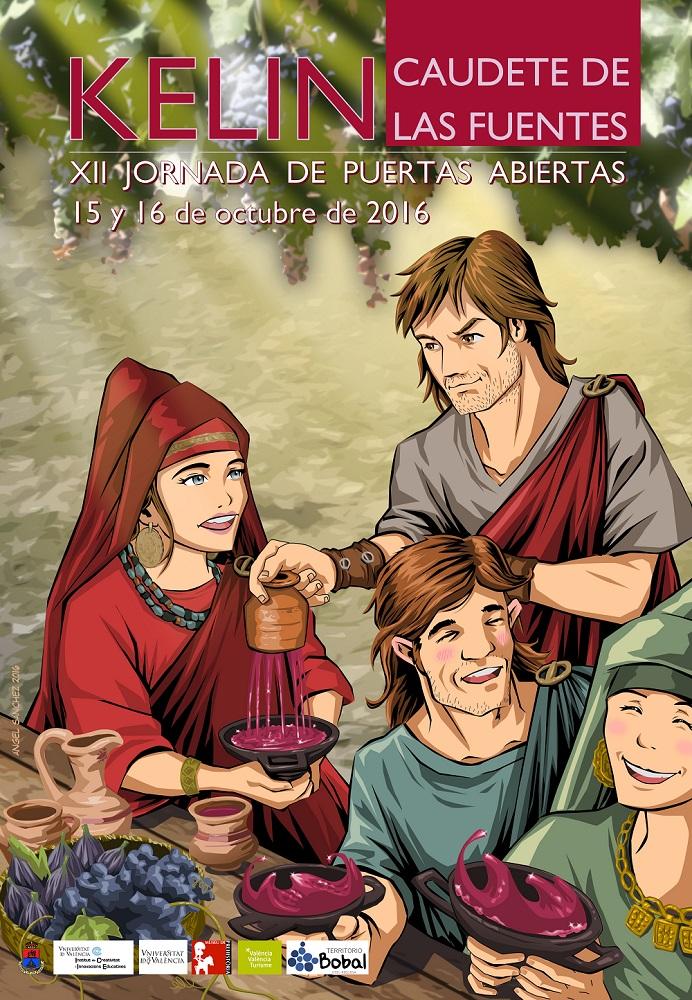 Asiste a las XII Jornada de puertas abiertas de Kelin en Caudete de las Fuentes