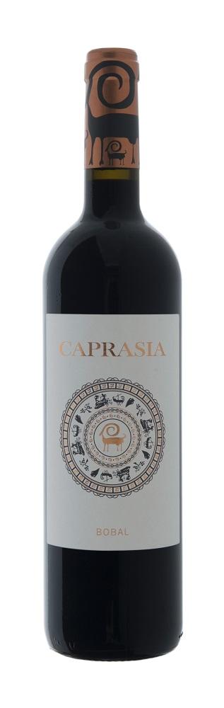 Caprasia Roble y Caprasia Bobal, dos vinos de Bodegas Vegalfaro con numerosos reconocimientos