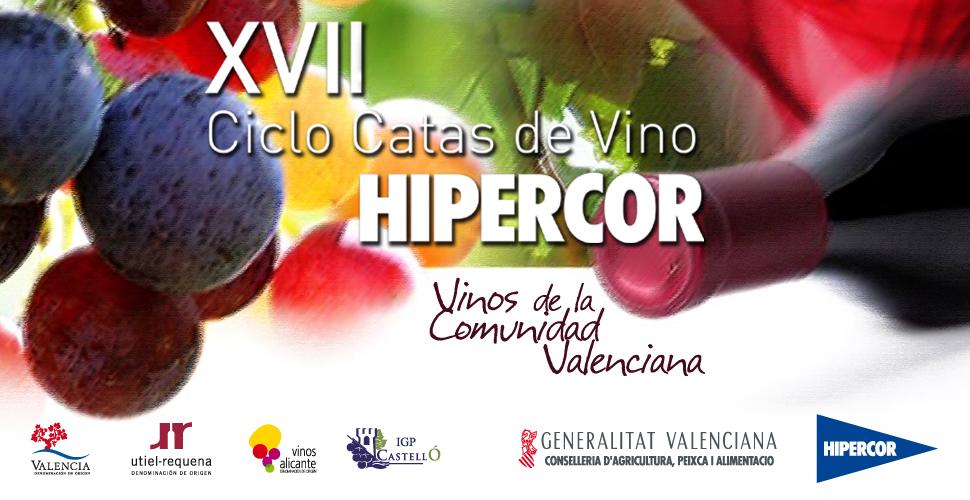 13 bodegas de la DO Utiel-Requena participan en el XVII Ciclo de Catas Hipercor