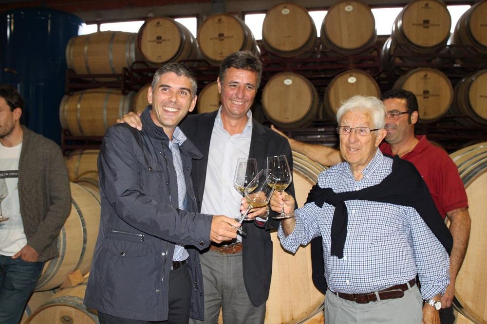Bodegas Nodus prepara el lanzamiento del vino Nodus Chardonnay edición limitada