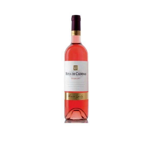 Hoya de Cadenas rosado, un vino de Bobal afrutado y fresco