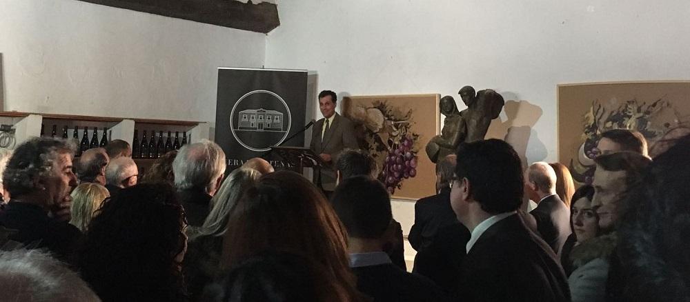 La bodega Vera de Estenas celebra el centenario de su fundador